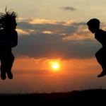 I bambini crescono felici se si coltiva la loro spiritualità