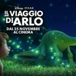 """""""Il viaggio di Arlo"""" al cinema"""