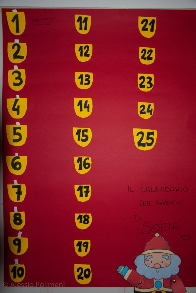 Calendario Particolare.Calendario Dell Avvento I 25 Desideri Di Mia Figlia Punto