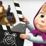 Masha e Orso arrivano al cinema