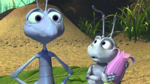 Alla scoperta degli insetti con l aiuto dei cartoni animati