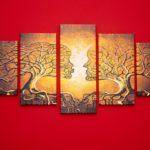 Passione per i quadri: un tocco magico per personalizzare la casa