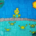 Le nostre favole: Le rane gemelle