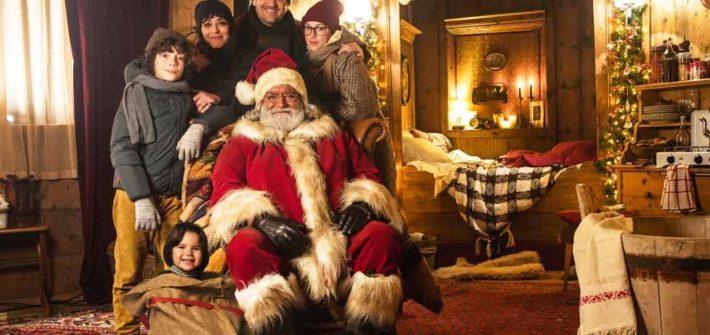 10 giorni con Babbo Natale