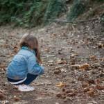Punto e Virgola Mamma in trasferta: a raccogliere le castagne