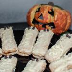 Halloween: le spaventose mummie al cioccolato bianco