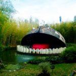 La bellezza del parco di Pinocchio a Collodi